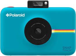 <b>Polaroid Snap</b> Touch, <b>Blue</b> моментальная фотокамера — купить в ...