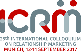 25. ICRM - International Colloquium on Relationship Marketing ...