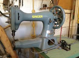 Singer Sewing Machine Leather