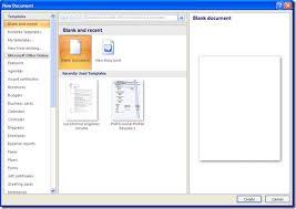 Office 2007 Resume Template Ms Office Resume Templates 2007 Template Ideas