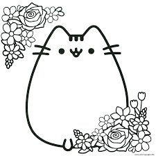 Originated in the online comic everyday cute, by claire belton and andrew duff, pusheen appeared on it's own website and many other comic websites and. Pusheen Coloring Pages Coloring Home