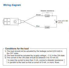 connecting a two wire inductive proximity sensor to arduino uno Inductive Proximity Sensor Wiring Diagram it is easier if you edit your post with the image after you attach it inductive proximity sensor circuit diagram