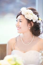 海外花嫁はベール花冠がお好き花冠もベールも両方つけちゃう欲張り