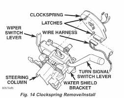 airbag light on horn not working cruise not working jeep cherokee if you placed a clockspring cruise control there are three wires the one in the middle is for the airbag module one of the two others is for the