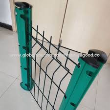 high wire mesh security fencing