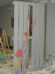 more beautiful pallet art by vickie hancock | Pallet art, Diy crafts,  Pallet crates