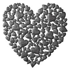 heart of hearts wall plaque