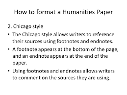 the humanities essay ppt how to format a humanities paper