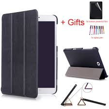 <b>Smart Magnet PU Leather</b> Tablet Case For Samsung Galaxy Tab S2 ...