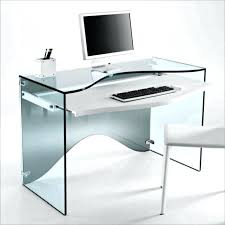 office glass desks. Cheap Glass Computer Desk Medium Size Of Office And Wood . Desks