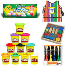 Art toys for toddlers
