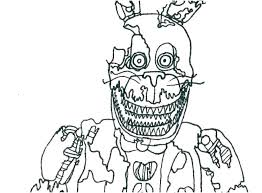 Fnaf Foxy Coloring Sheets Special Offer Printable Coloring Pages