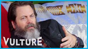 Ron Swanson Chart Of Manliness Nick Offerman S Solution To Toxic Masculinity In Trump S America