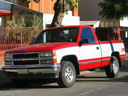 Chevrolet C/K — Wikipédia