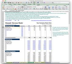 Business Plan Sample Screen Revenue Projection X Fresh Business Plan
