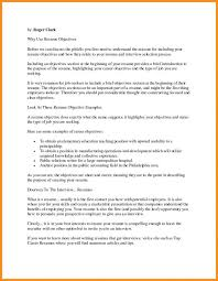 resume objective section how to write a career objective on a