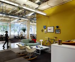 office design interior. Facebook Headquarter Creative Office Design Interior