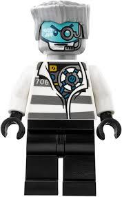 Amazon.com: Lego Prison Zane Minifigure Ninjago Loose 70591: Toys & Games