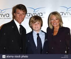 Adam Mills, Austin Mills and Jade Mills Aviva Family and Children's Stock  Photo - Alamy