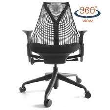sayl office chair. Herman Miller Sayl Standard All Black Chair Office