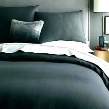extraordinary design ideas dark gray duvet cover charcoal y solid covers light twin king size quilt