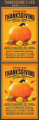 thanksgiving party flyer thanksgiving flyer template flyerstemplates