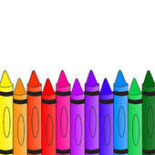 Image result for crayon border clipart