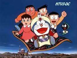 Doraemon] Nobita ở xứ sở nghìn lẻ một đêm ( HTV3 - Ending ost ) - video  Dailymotion