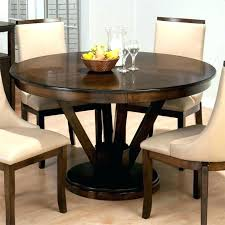 42 high dining table inch round glass top