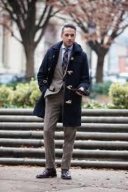 duffle coat men homme