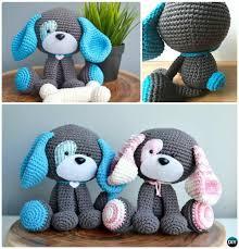 Free Crochet Stuffed Animal Patterns