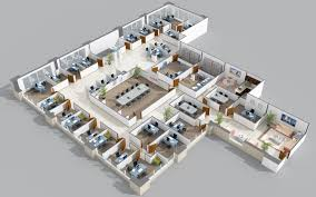 open floor office. Photo 1 Of 10 Industrial Office Space Showroom And Warehouse Layout - Google Search. Using Floor Plans . ( Open