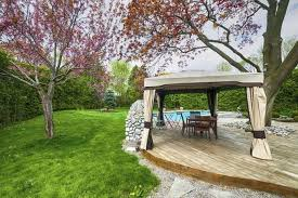 Backyard Deck Design Custom Design Ideas