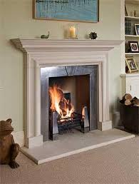 Vanbrugh Fireplace (without mid-mantel)