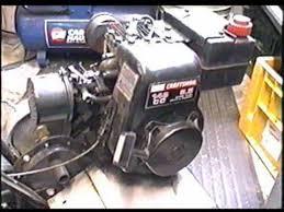 Carburetor Clean & Rebuild on 3.5 HP Tecumseh Engine Part 1 of 2 ...