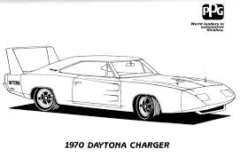 Small Picture dodge charger coloring pages