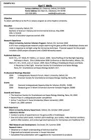 Bioinformatics Resume Sample Adorable Pin By Latifah On Example Resume CV Pinterest Resume Resume