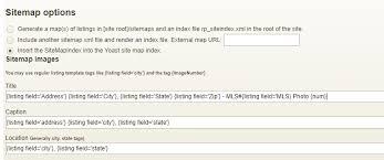 xml sitemap setup is simple