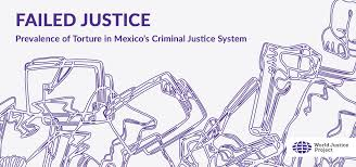Criminal Justice Process Chart New Report Torture In Mexicos Criminal Justice System