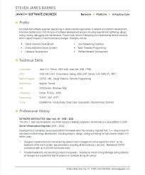 Best Software Engineer Resumes Best Resume Format For Software Engineers Java Developer Resume