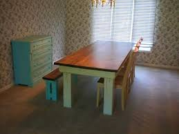 Shabby Chic Dining Room Table Ana White Farmhouse Meets Shabby Chic Diy Projects