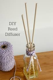 diy reed diffuser to make at home
