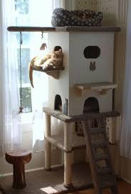 chic cat furniture. Perfect Cat 33 Chic Inspiration Diy Cat Condo Ideas Home Decor Furniture Cardboard With  Hammock Materials Designs Philippines In