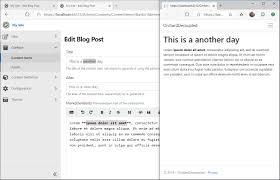 Create A Decoupled Cms Site Orchard Core Documentation