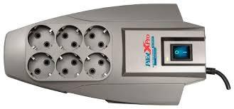Сетевой фильтр <b>Pilot XPro</b>, <b>серый</b>, 6 розеток, 10 м, с/з, 10А ...
