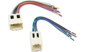 metra 70 7550 receiver wiring harness connect a new car stereo in Do All Car Receivers Come With Wiring Harnesses metra 70 7550 receiver wiring harness front
