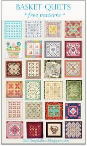 Basket Quilt Pattern