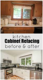 Refacing Kitchen Cabinets 25 Best Ideas About Refacing Kitchen Cabinets On Pinterest