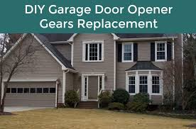 garage door openers have several components to them that must all function properly to open the door diffe breakdowns cause diffe symptoms which