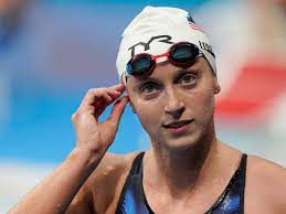 Katie Ledecky: Four medals at Tokyo ...
